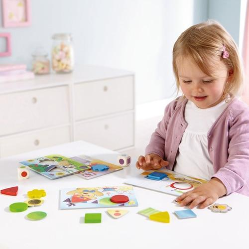 Haba My Very First Games - Teddy's Colors and Shapes