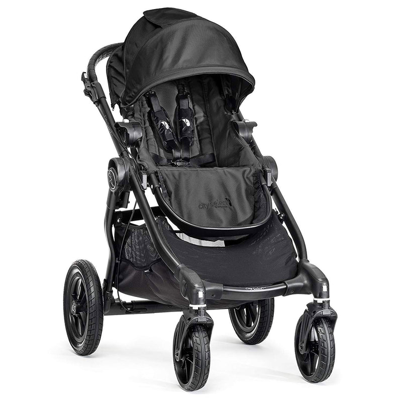 Baby Jogger City Select Stroller (Black Frame)