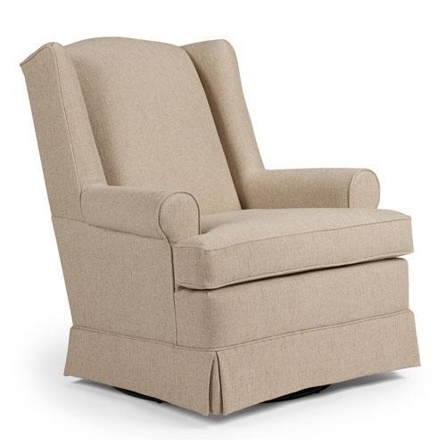 Best Chairs Roni Swivel Glider