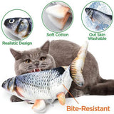Flopping  Fish™  Cat Toy