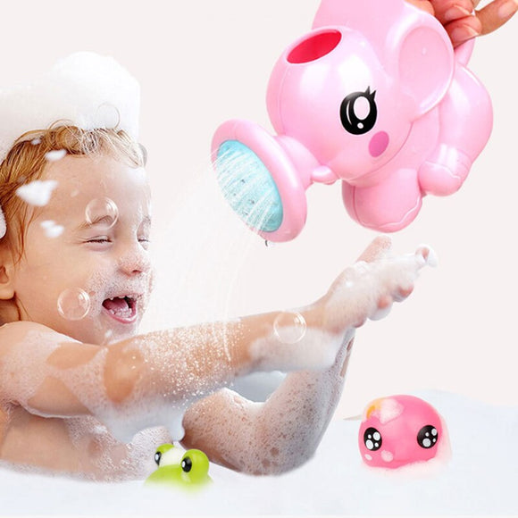 Shower Buddy Baby Elephant Watering Toy