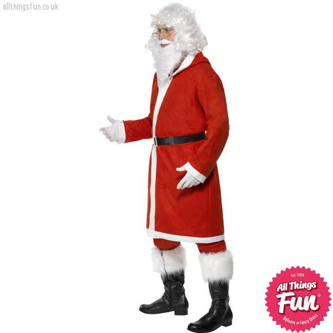 *DISC*  Father Christmas Costume