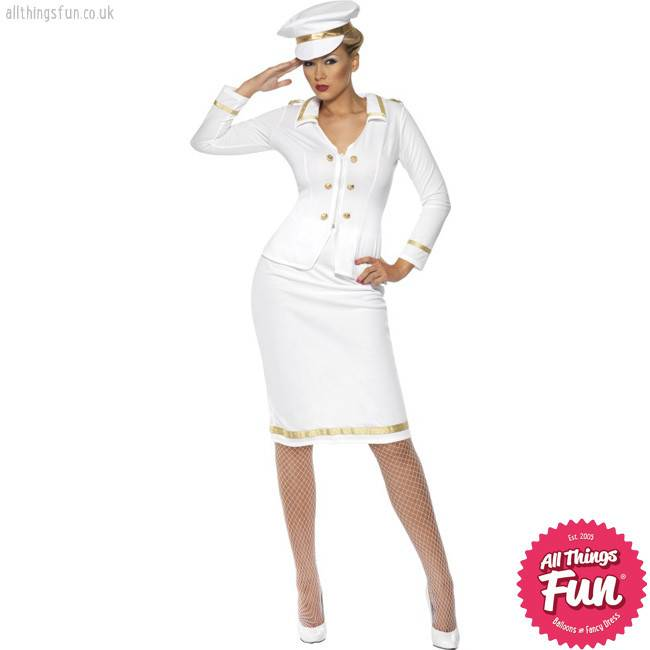 *Star Buy* Officer's Mate Costume