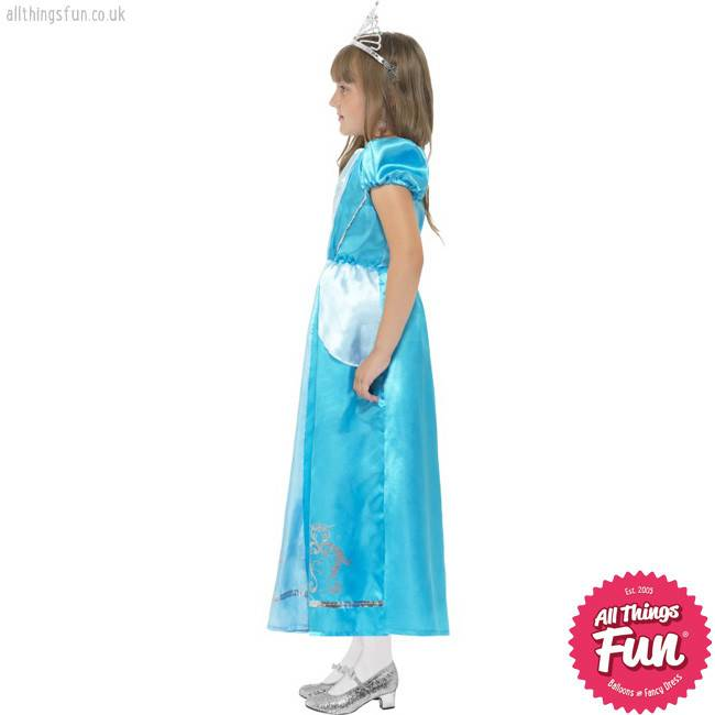 *DISC* Rags to Riches Princess Costume