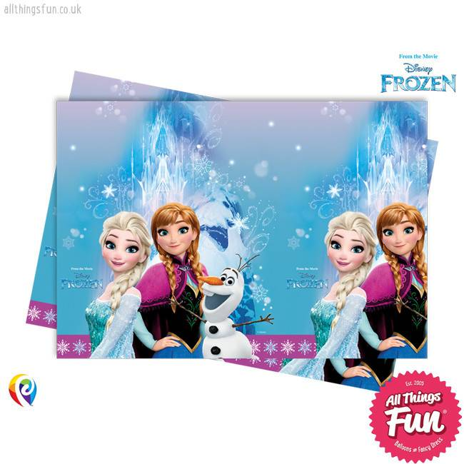 Disney Frozen - Party Table Cover