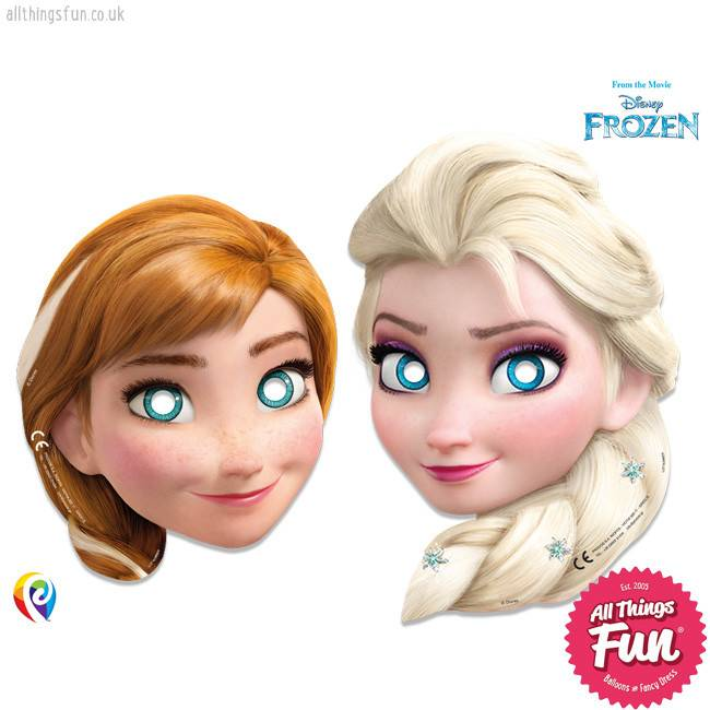 Disney Frozen - Party Masks