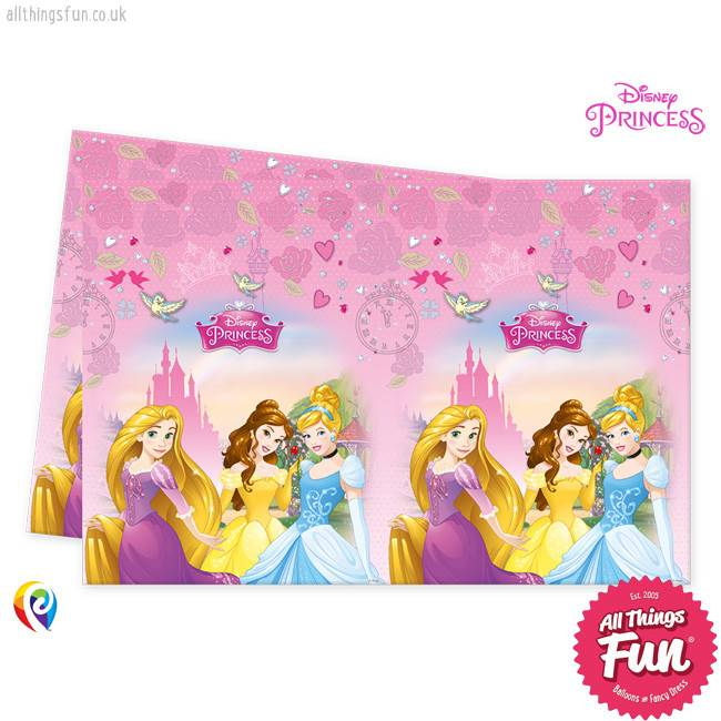 Disney Princess - Party Table Cover 1Ct