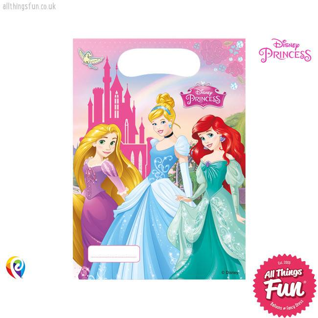 Disney Princess - Party Bags