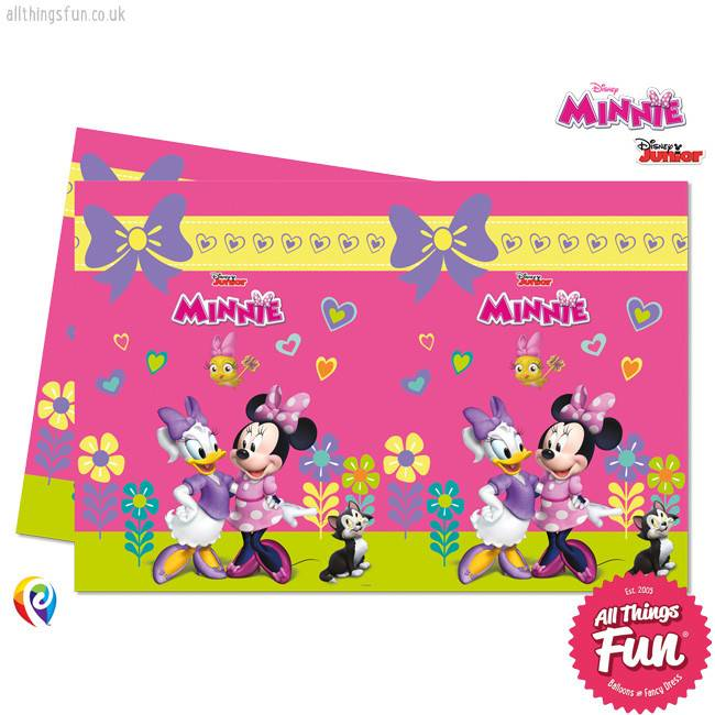 Disney Minnie Mouse - Party Table Cover