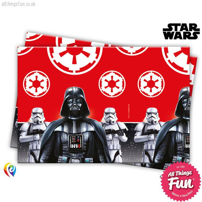 Star Wars - Party Table Cover 1Ct