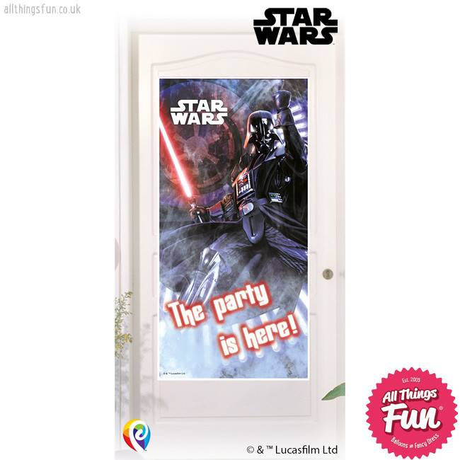 Star Wars - Door Banner 1Ct