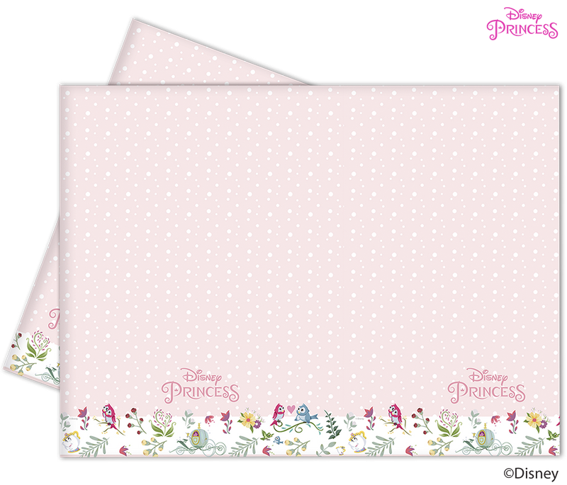 Disney Princess True - Party Table Cover