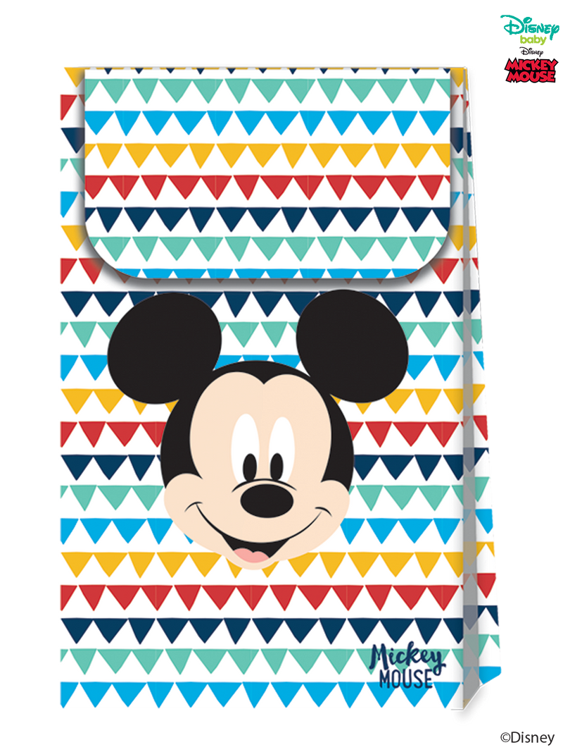 Awesome Mickey Mouse - Paper Bags