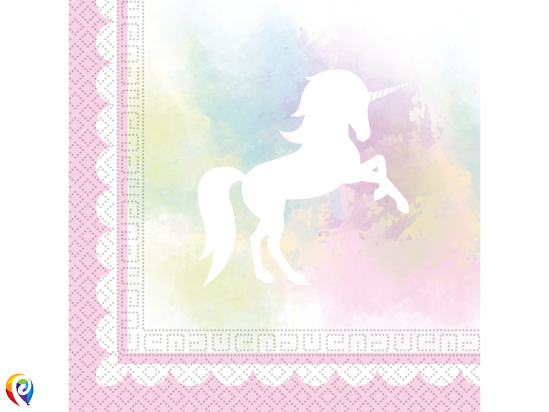 Believe in Unicorns - Party Napkins