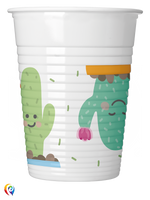Cactus - Party Plastic Cups