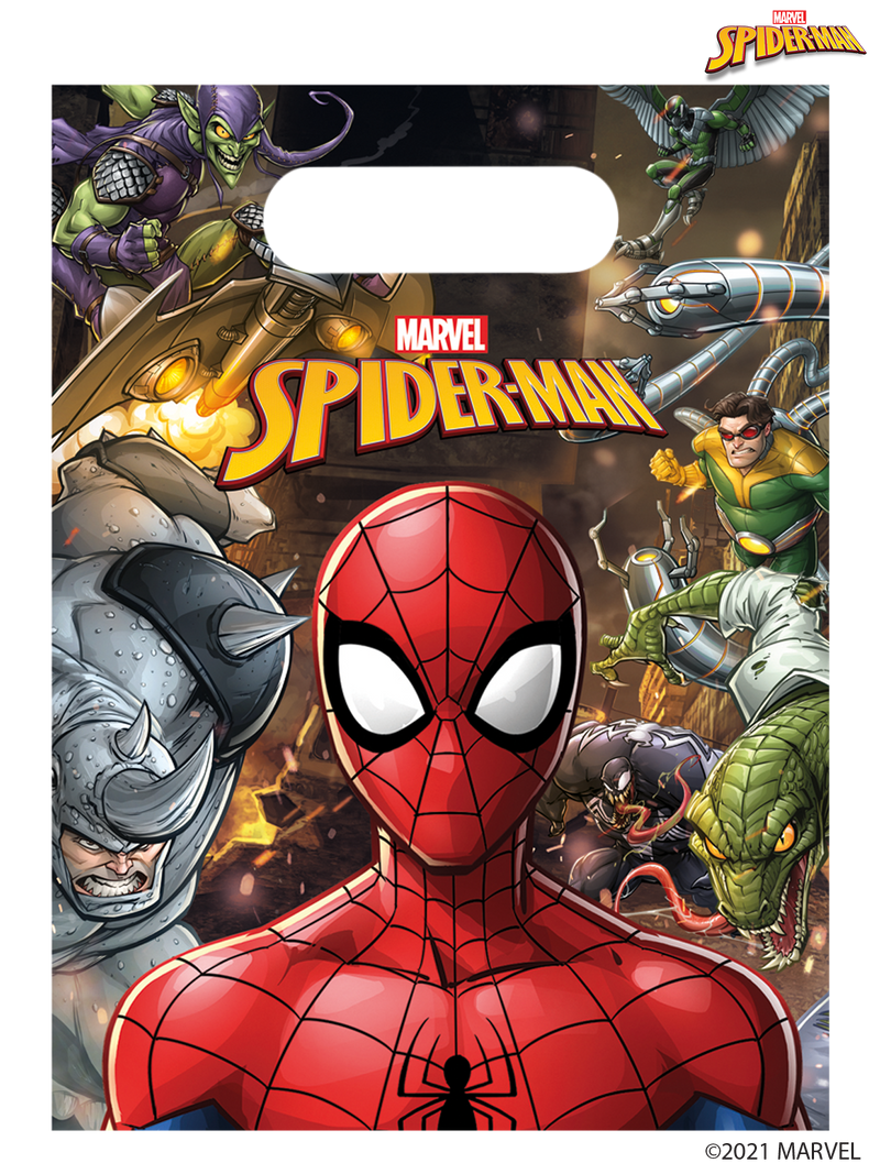 Marvel's Spider-Man Team Up - Party Bags