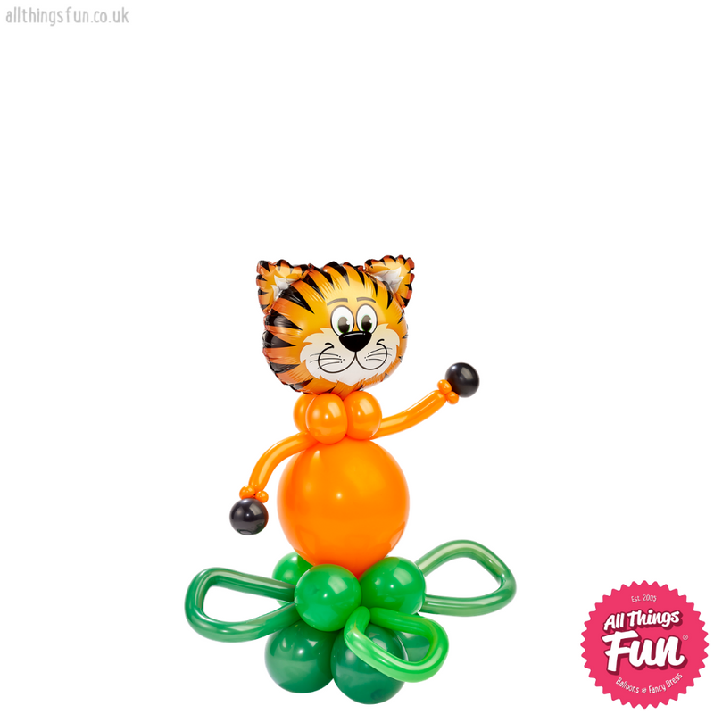 Mr Tiger Mini Party Friend