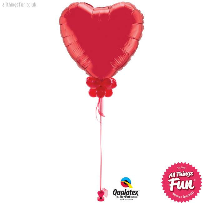 Personalised Giant Valentines Heart