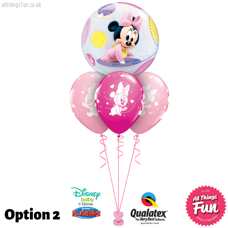 Disney Baby Minnie Bubble Layer