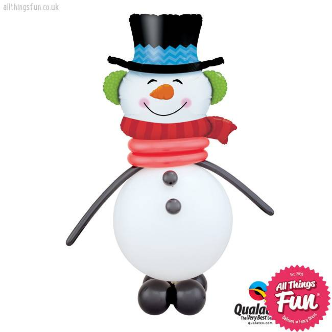 Party Friend 3ft Snowman