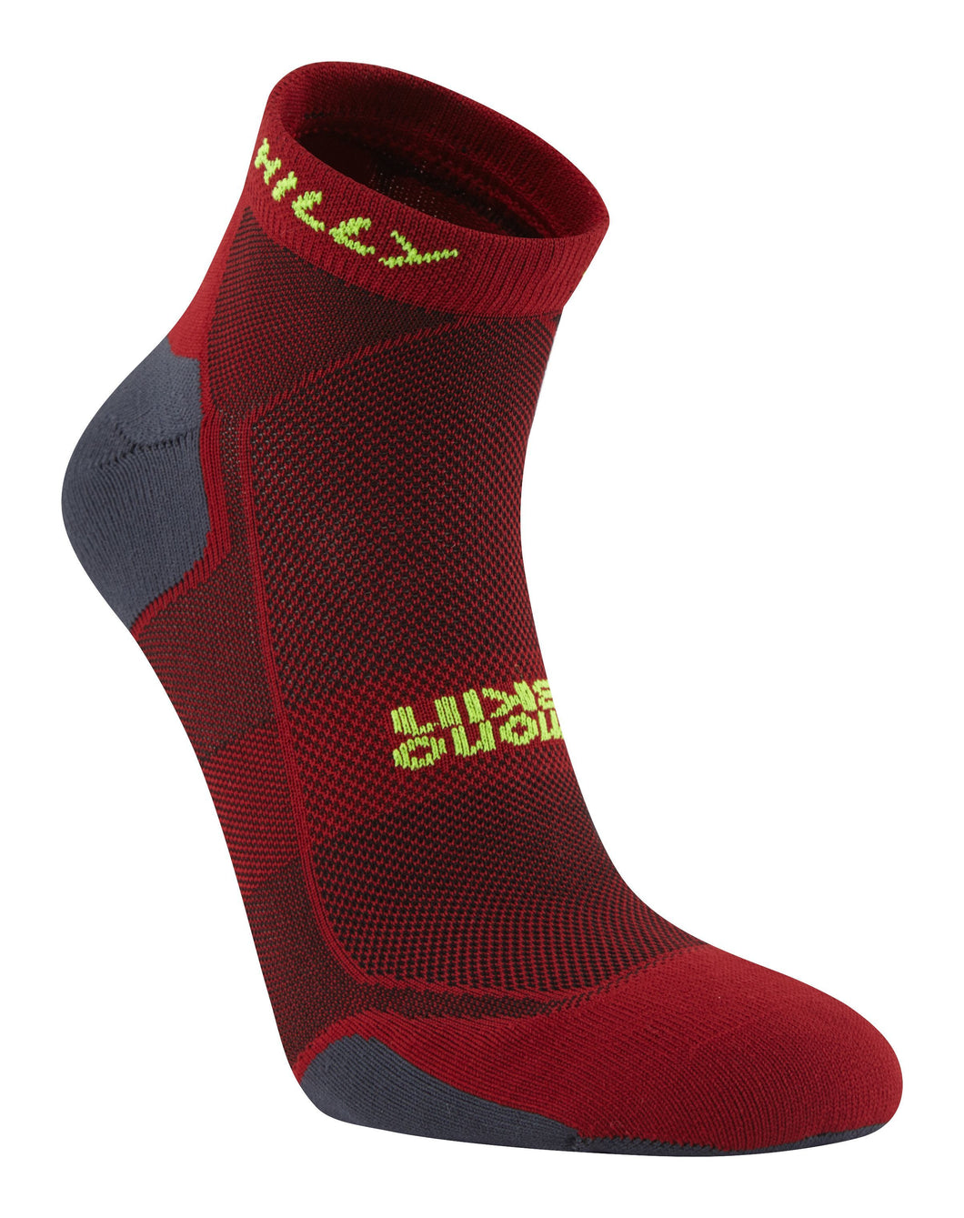 Hilly Pace Quarter Sock