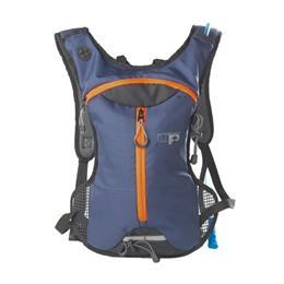 UP Tarn 1.5ltr performance hydration pack navy/orange