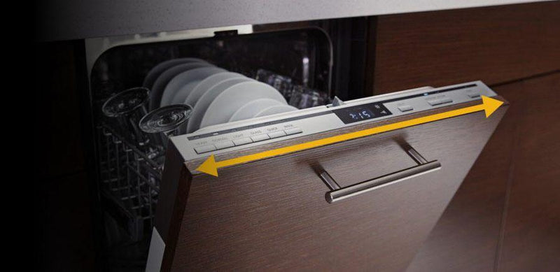 How to measure dishwasher dimensions