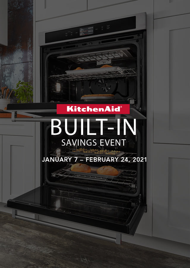 KitchenAid Built In Savings Event