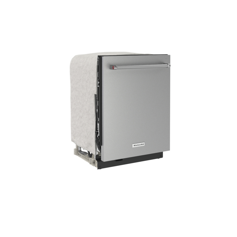 44 dBA Dishwasher in PrintShield™ Finish with FreeFlex™ Third Rack KDFM404KBS
