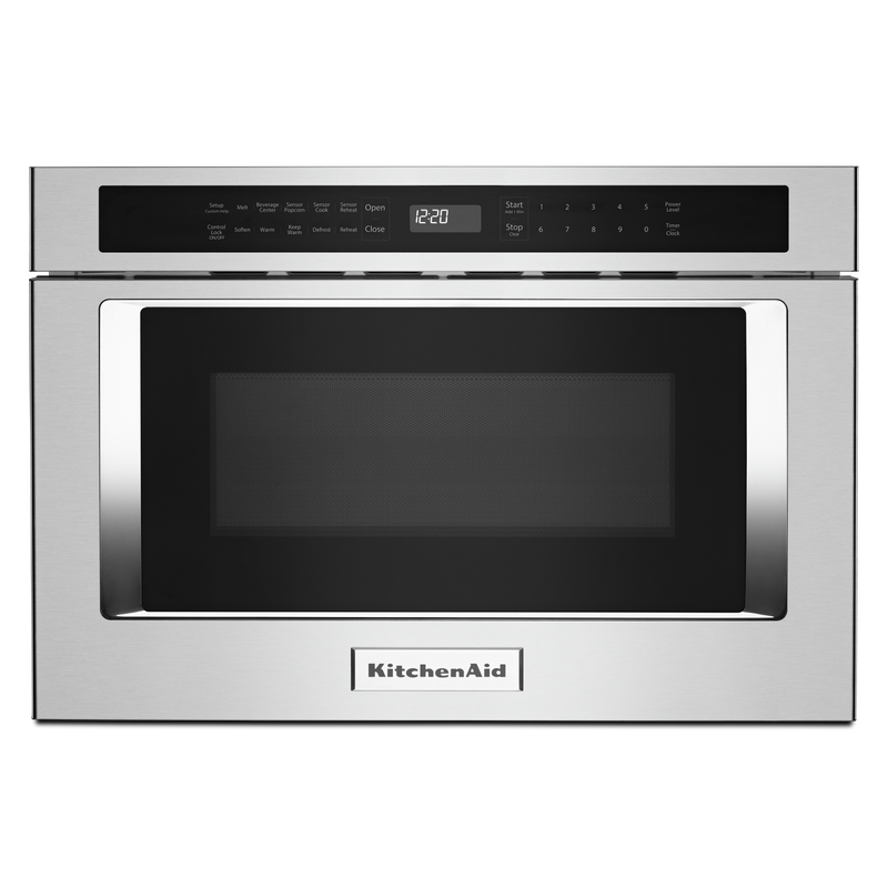 "24"" Under-Counter Microwave Oven Drawer KMBD104GSS"