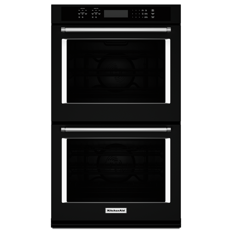 "27"" Double Wall Oven with Even-Heat™ True Convection KODE507ESS"