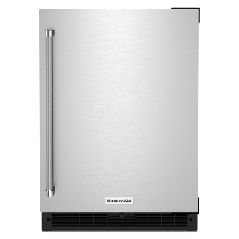 "24"" Undercounter Refrigerator with Stainless Steel Door KURR114KSB"