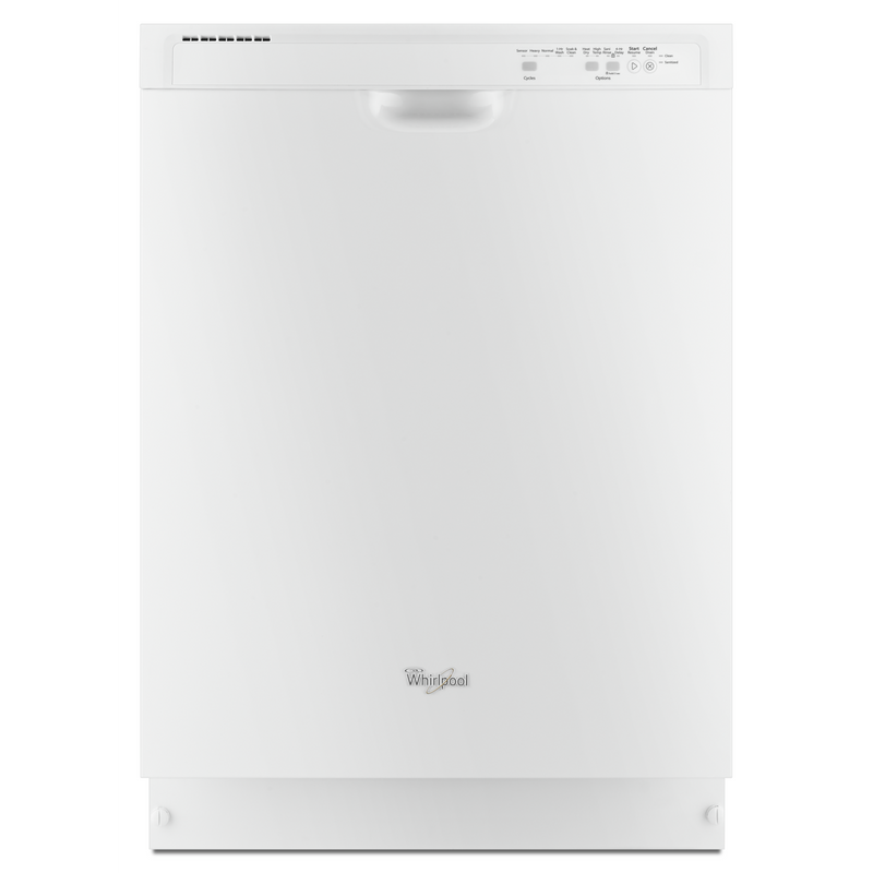 Whirlpool® Dishwasher with Sensor Cycle WDF540PADB