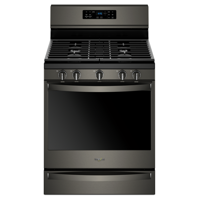 5.8 Cu. Ft. Freestanding Gas Range with Frozen Bake™ Technology WFG775H0HZ