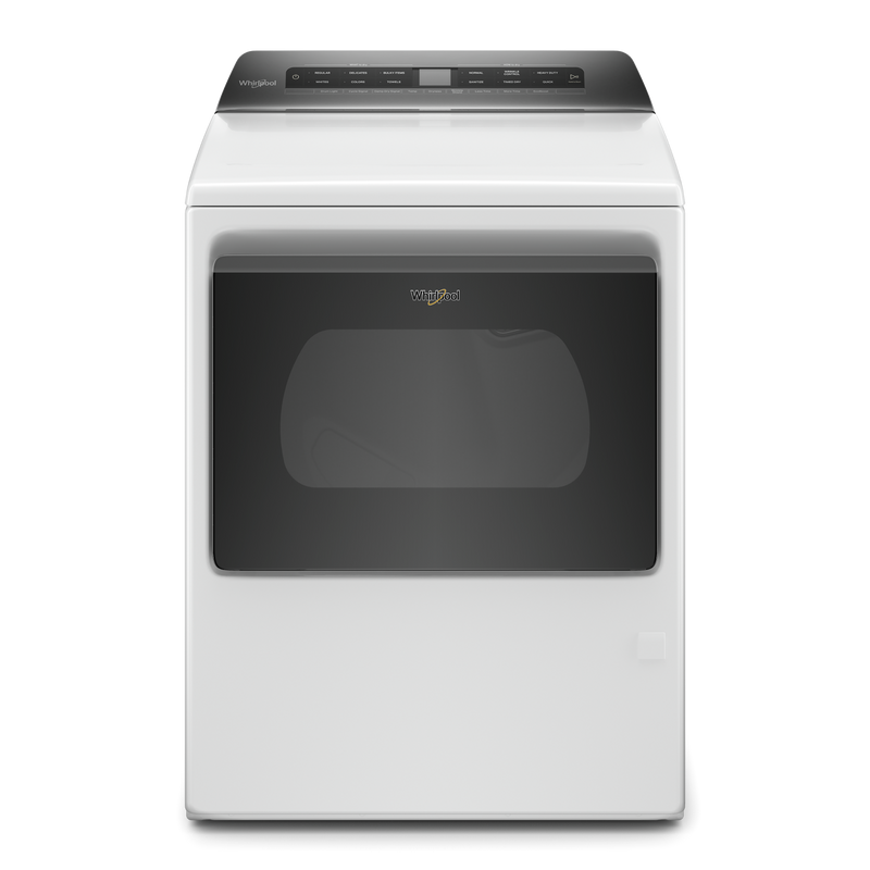 7.4 cu. ft. Top Load Gas Dryer with Intuitive Controls WGD5100HW