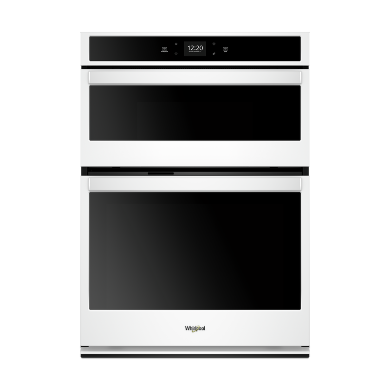 6.4 cu. ft. Smart Combination Wall Oven with Touchscreen WOC54EC0HB