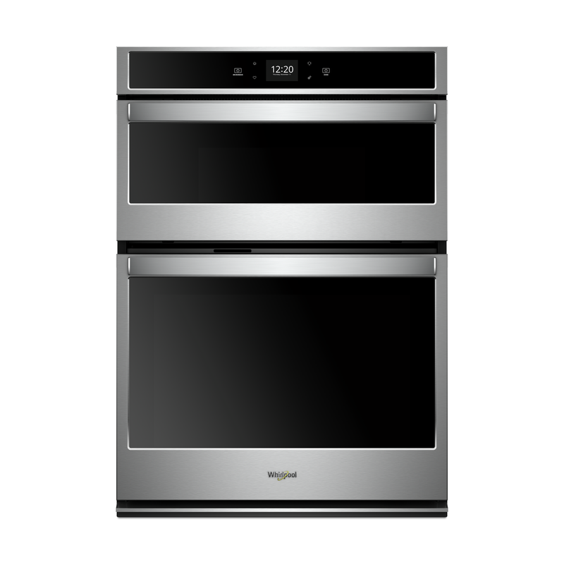 5.7 cu. ft. Smart Combination Wall Oven with Touchscreen WOC54EC7HB