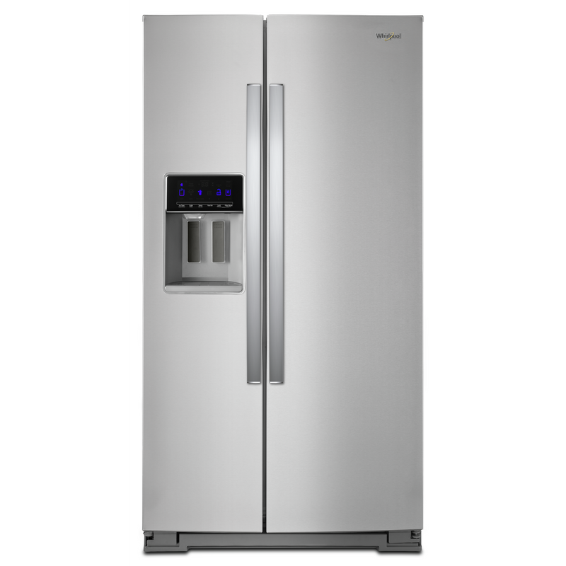 36-inch Wide Side-by-Side Refrigerator - 28 cu. ft. WRS588FIHZ