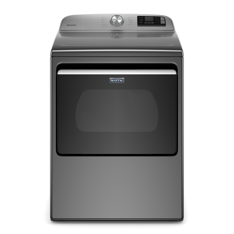 Smart Top Load Electric Dryer with Extra Power Button - 7.4 cu. ft. YMED6230HC