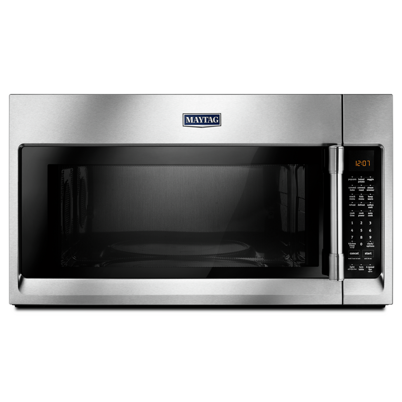 OVER-THE-RANGE MICROWAVE WITH CONVECTION MODE - 1.9 CU. FT. YMMV6190FZ