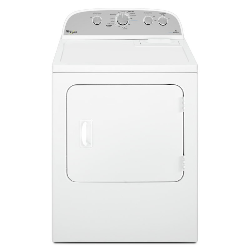 Whirlpool® 7.0 cu. ft. HE Dryer with Steam Refresh Cycle YWED49STBW