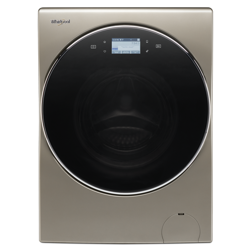 3.2 cu.ft I.E.C. Smart All-In-One Washer and Dryer YWFC8090GX