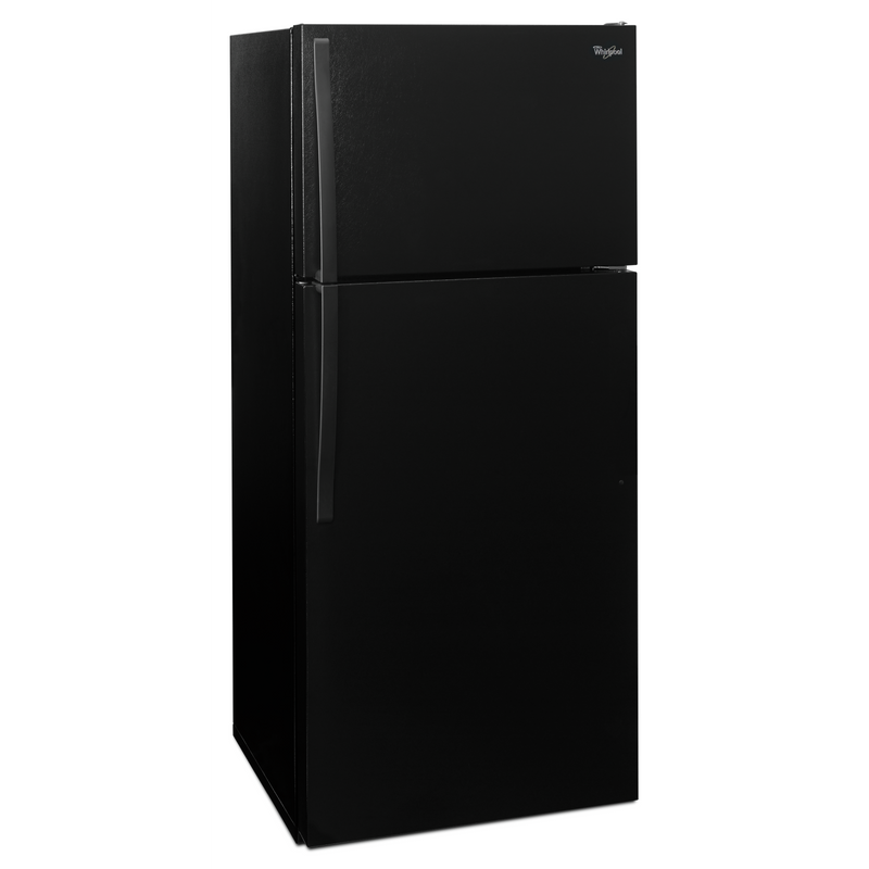 "Whirlpool 28"" Wide Top-Freezer Refrigerator with Freezer Temperature Control WRT134TFDB"