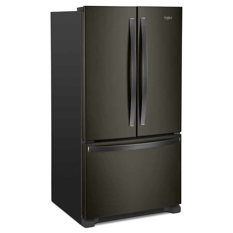 36-inch Wide French Door Refrigerator with Water Dispenser - 25 cu. ft. WRF535SWHV