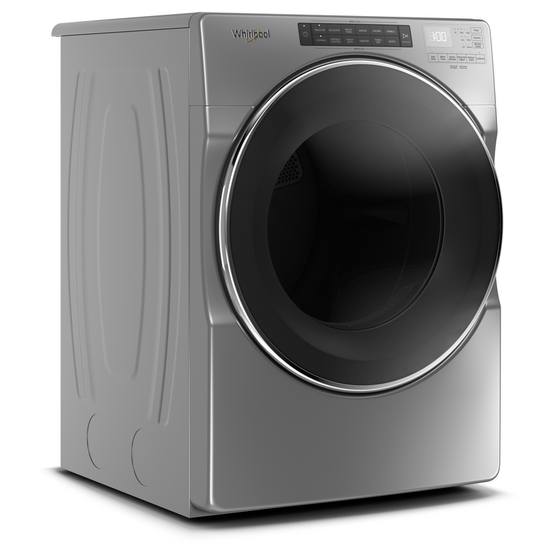 7.4 cu. ft. Front Load Electric Dryer with Steam Cycles YWED6620HC