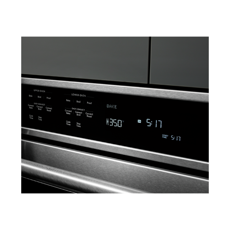 "30"" Double Wall Oven with Even-Heat™ True Convection KODE500ESS"