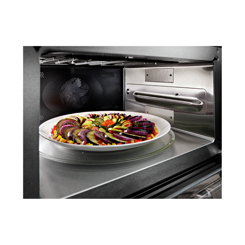 "30"" Combination Wall Oven with Even-Heat™ True Convection (Lower Oven) KOCE500EBL"