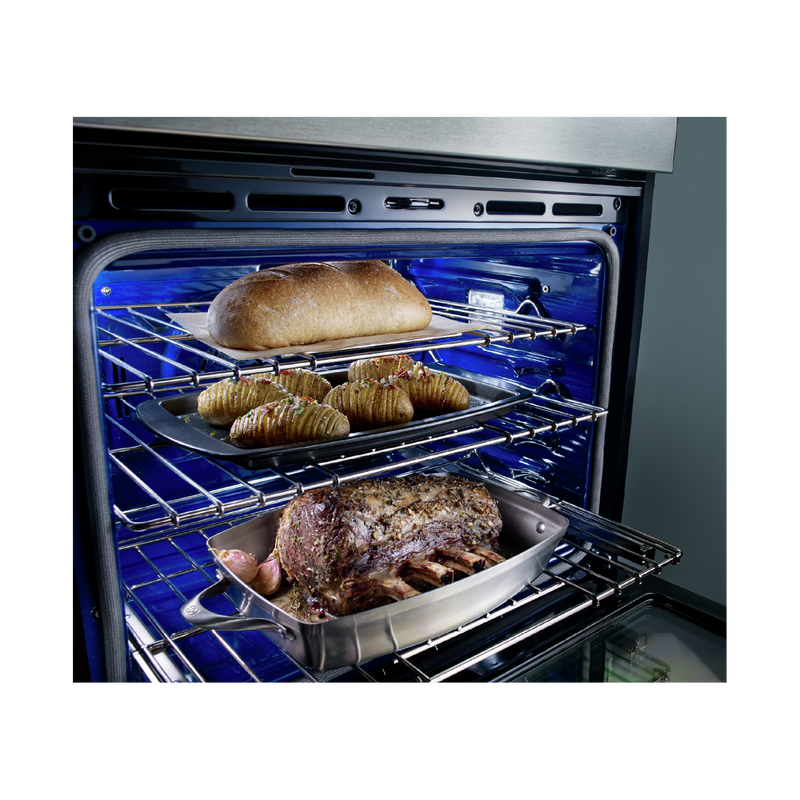 "30"" Single Wall Oven with Even-Heat™ True Convection KOSE500ESS"