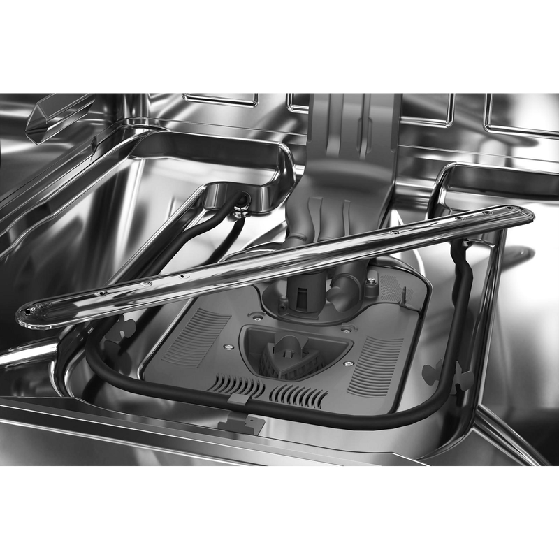 Top control dishwasher with Third Level Rack and Dual Power Filtration MDB9959SKZ