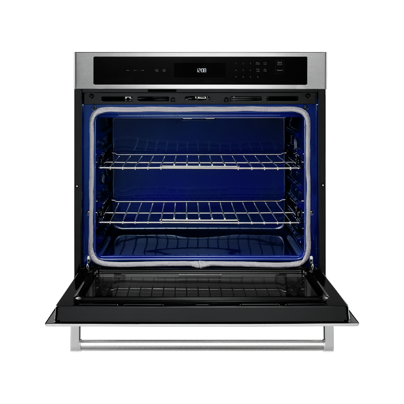 "30"" Single Wall Oven with Even-Heat™ Thermal Bake/Broil KOST100ESS"